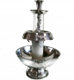 silver cherub drink fountain for rent lawrence sunflower rental topeka blue springs kansas missouri