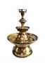 gold drink fountain with flowers for rent lawrence sunflower rental topeka blue springs kansas missouri