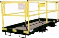Star Osha Forklift Platform for rent sunflower equipment rental topeka lawrence blue springs kansas