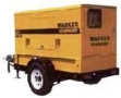 Wacker G-25KV & G50-KV Towable Generator for rent sunflower equipment rental topeka lawrence blue springs kansas