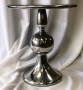silver round cake stand for rent lawrence sunflower rental topeka blue springs kansas missouri