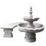 Water Fountain for rent lawrence sunflower rental topeka blue springs kansas missouri