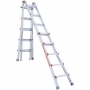 Little Giant Stepladder uneven