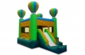 inflatable balloon jubilee bounce house for rent lawrence sunflower rental topeka blue springs kansas missouri