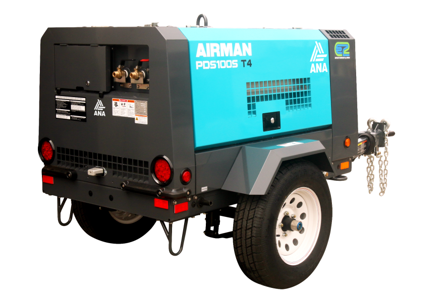 Airman Air Compressor PDS100S