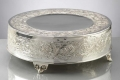 silver cake stand for rent lawrence sunflower rental topeka blue springs kansas missouri
