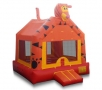 tigger inflatable bounce house for rent lawrence sunflower rental topeka blue springs kansas missouri