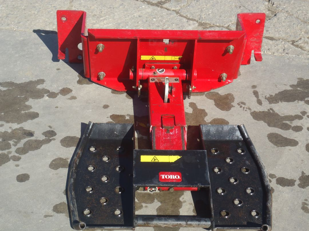Toro Dingo Ride On Platform for sale sunflower equipment rental topeka lawrence blue springs kansas missouri